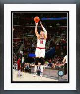 Cleveland Cavaliers Mike Miller Action Framed Photo