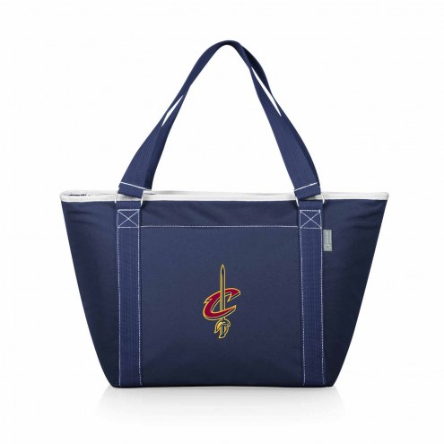 Cleveland Cavaliers Navy Topanga Cooler Tote