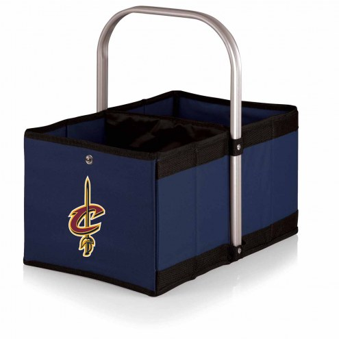 Cleveland Cavaliers Navy Urban Picnic Basket