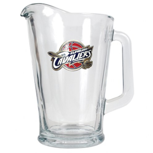 Cleveland Cavaliers NBA 60 Oz. Glass Pitcher