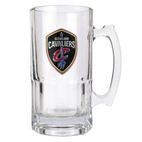 Cleveland Cavaliers NBA 1 Liter Glass Macho Mug
