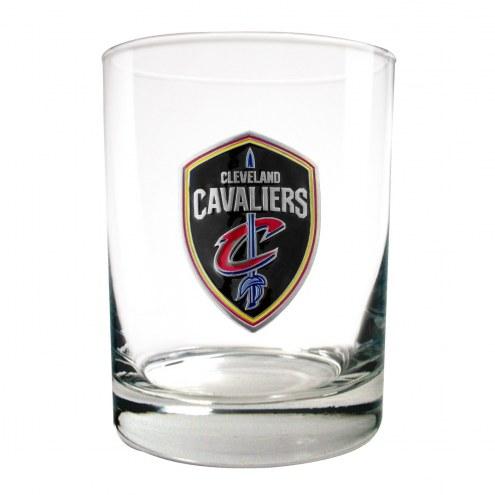 Cleveland Cavaliers NBA 2-Piece 14 Oz. Rocks Glass Set