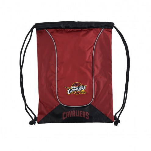 Cleveland Cavaliers Doubleheader Drawstring Bag