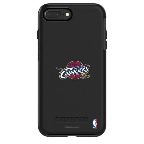 Cleveland Cavaliers OtterBox iPhone 8/7 Symmetry Black Case