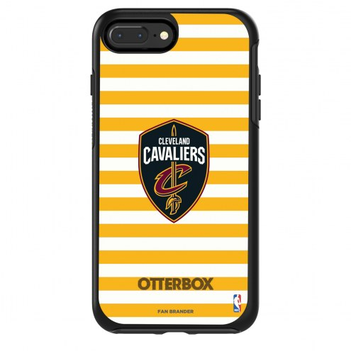 Cleveland Cavaliers OtterBox iPhone 8/7 Symmetry Stripes Case