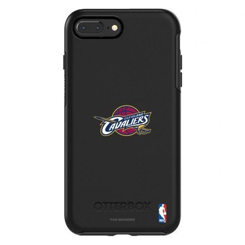 Cleveland Cavaliers OtterBox iPhone 8 Plus/7 Plus Symmetry Black Case