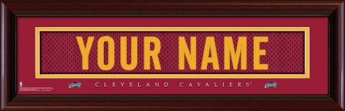 Cleveland Cavaliers Personalized Stitched Jersey Print