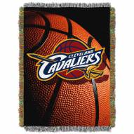 Cleveland Cavaliers Photo Real Throw Blanket
