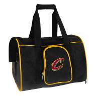 Cleveland Cavaliers Premium Pet Carrier Bag
