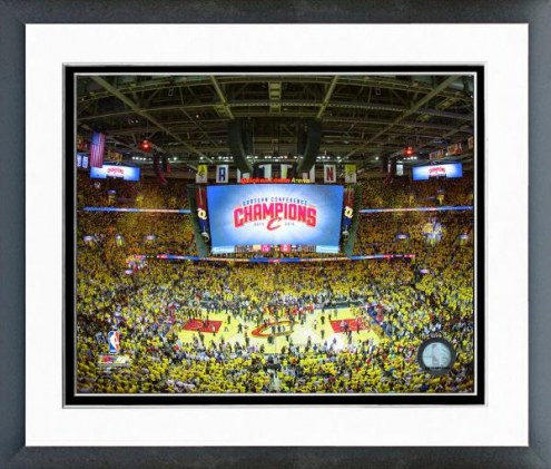 Cleveland Cavaliers Quicken Loans Arena Framed Photo
