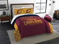 Cleveland Cavaliers Reverse Slam King Comforter Set