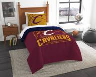 Cleveland Cavaliers Reverse Slam Twin Comforter Set