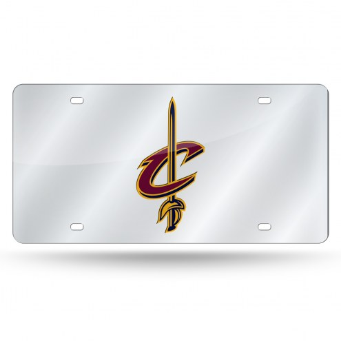 Cleveland Cavaliers Rico Laser Cut License Plate