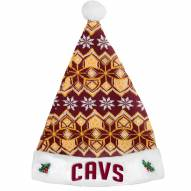 Cleveland Cavaliers Santa Hat
