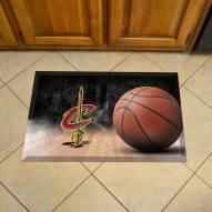 Cleveland Cavaliers Scraper Door Mat