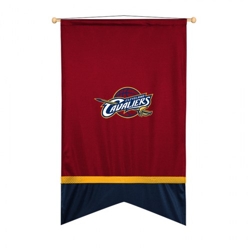 Cleveland Cavaliers Sidelines Wall Flag