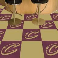 Cleveland Cavaliers Team Carpet Tiles