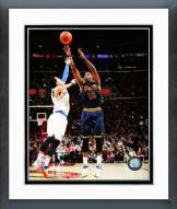 Cleveland Cavaliers Tristan Thompson Action Framed Photo