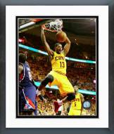 Cleveland Cavaliers Tristan Thompson Playoff Action Framed Photo