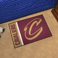 Cleveland Cavaliers Uniform Inspired Starter Rug