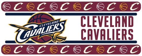 Cleveland Cavaliers Wall Border