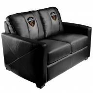 Cleveland Cavaliers XZipit Silver Loveseat