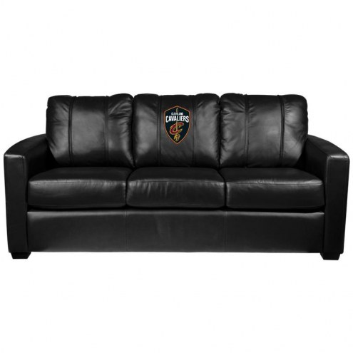 Cleveland Cavaliers XZipit Silver Sofa