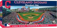 Cleveland Indians 1000 Piece Panoramic Puzzle