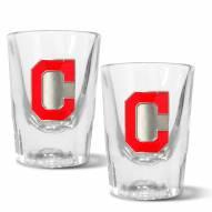 Cleveland Indians 2 oz. Prism Shot Glass Set