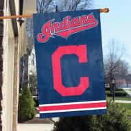 Cleveland Indians 2-Sided Banner Flag