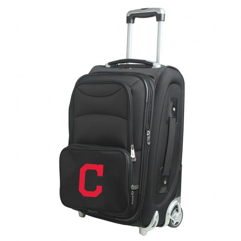 """Cleveland Indians 21"""" Carry-On Luggage"""