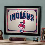 """Cleveland Indians 23"""" x 18"""" Mirror"""