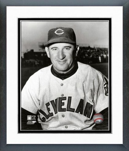 Cleveland Indians Al Lopez Posed Framed Photo