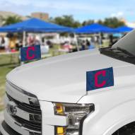 Cleveland Indians Ambassador Car Flags