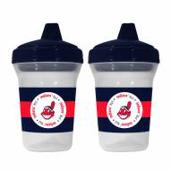 Cleveland Indians Sippy Cup - 2 Pack