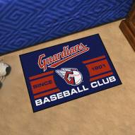 Cleveland Indians Baseball Club Starter Rug