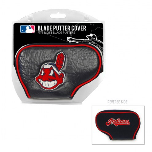 Cleveland Indians Blade Putter Headcover