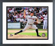 Cleveland Indians Bryan Shaw Action Framed Photo