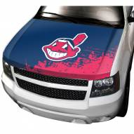 Cleveland Indians Car Hood Cover
