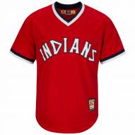 Cleveland Indians Cooperstown Replica Baseball Jersey