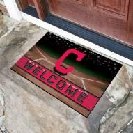 Cleveland Indians Crumb Rubber Door Mat