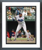 Cleveland Indians Dave Winfield Action Framed Photo