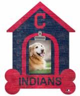 Cleveland Indians Dog Bone House Clip Frame