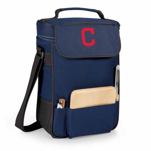 Cleveland Indians Duet Insulated Wine Bag