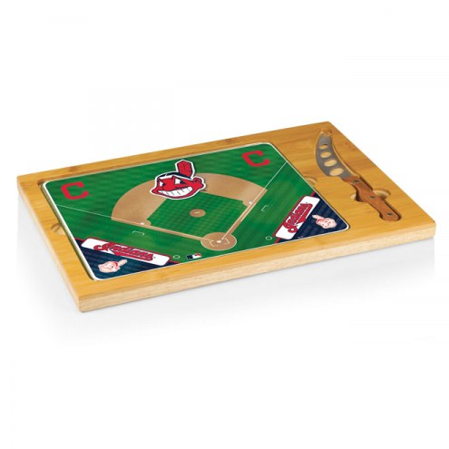 Cleveland Indians Icon Cutting Board