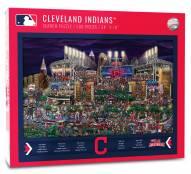 Cleveland Indians Joe Journeyman Puzzle