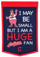 Cleveland Indians Lil Fan Traditions Banner