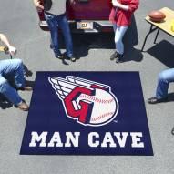 Cleveland Indians Man Cave Tailgate Mat