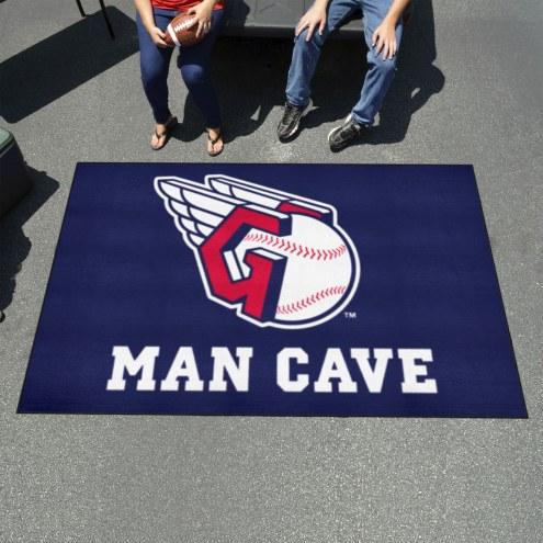 Cleveland Indians Man Cave Ulti-Mat Rug