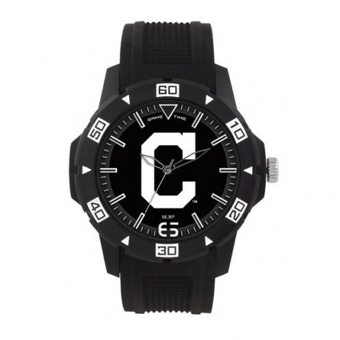 Cleveland Indians Men's Automatic Watch